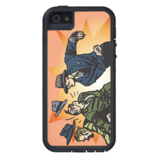 The Pucnh iphone S5 extreme tuff case
