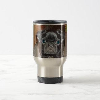 The Pug Travel Mug