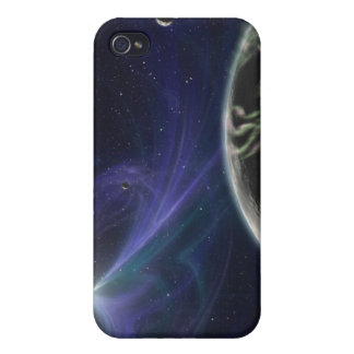 The pulsar planet system iPhone 4/4S covers