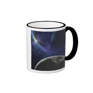 The pulsar planet system ringer mug
