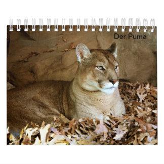 The Puma Calendar