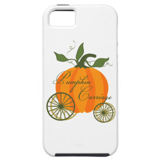 The Pumpkin Carriage iPhone 5 Cover
