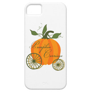 The Pumpkin Carriage iPhone 5 Case