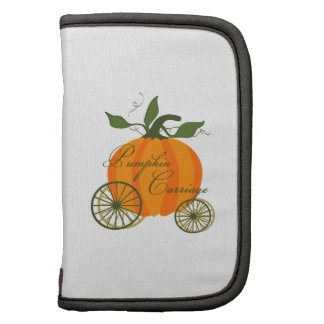 The Pumpkin Carriage Folio Planner
