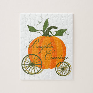 The Pumpkin Carriage Jigsaw Puzzles