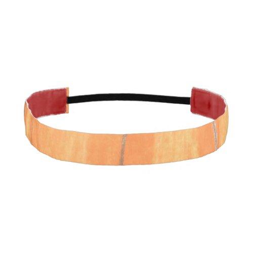 The Pumpkin Headband Elastic Headbands