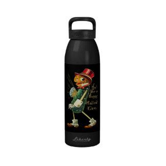 The Pumpkin Man Water Bottles
