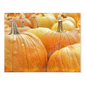 The Pumpkin Patch Invitation