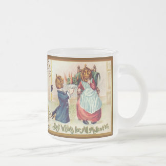 The Pumpkin People Coffee Mug