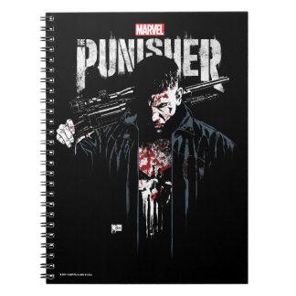 The Punisher | Jon Quesada Cover Art Notebook