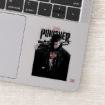 The Punisher | Jon Quesada Cover Art Sticker
