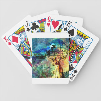 THE PUNISHMENT OF ATLAS.jpg Bicycle Playing Cards