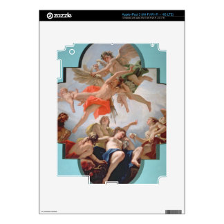 The Punishment of Cupid (oil on canvas) iPad 3 Skin