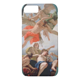 The Punishment of Cupid (oil on canvas) iPhone 7 Case