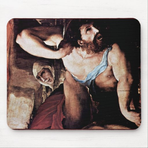 The Punishment Of Hell (The Doomsday) Detail Mousepad