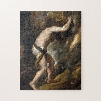 The Punishment of Sisyphus Jigsaw Puzzle