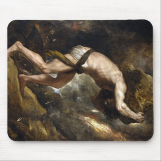 The Punishment of Sysiphus Mouse Pad