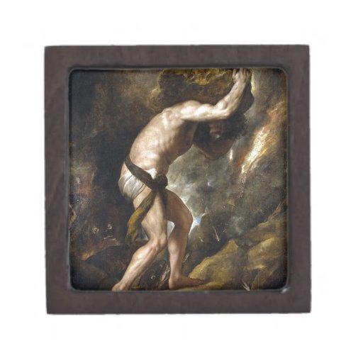 The Punishment of Sysiphus Premium Gift Box
