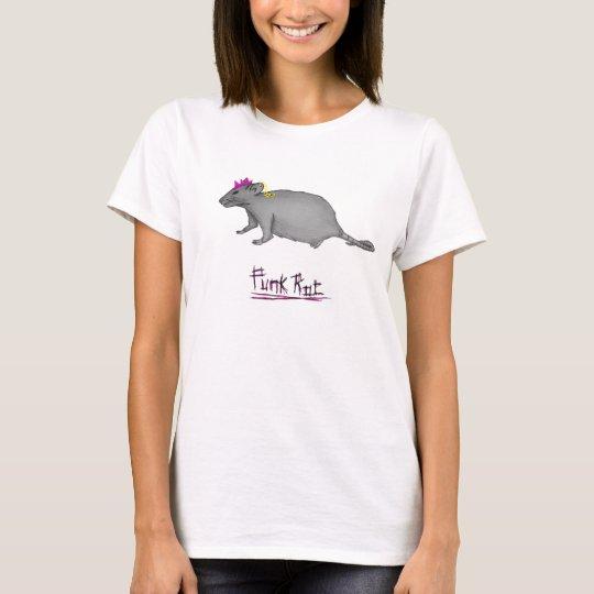The Punk Rat T-Shirt