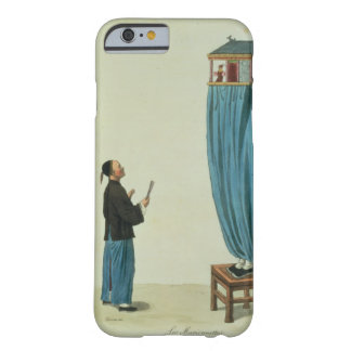 The Puppets, engraved by Mlle. Formentin, pub. 182 Barely There iPhone 6 Case