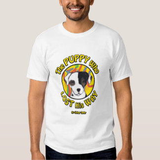 The Puppy Who Lost His Way - Story T Shirts