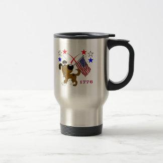 The Pups Travel Mug