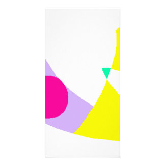 The Purple Banana Card