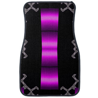 The Purple Car Mat