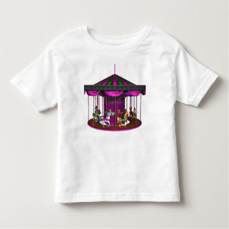 The Purple Carousel Toddler T-shirt