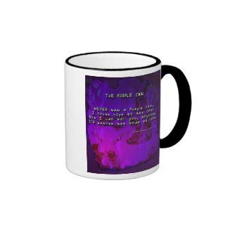 The Purple Cow Mugs