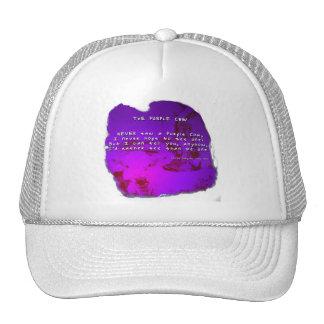 The Purple Cow Trucker Hat