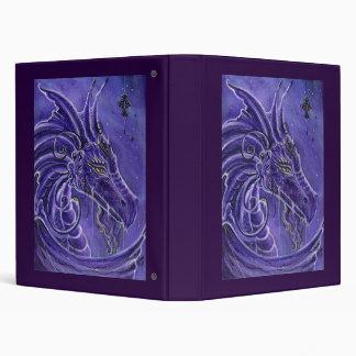 The purple dragon by Renee Lavoie Binder