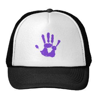 The Purple Hand Trucker Hat