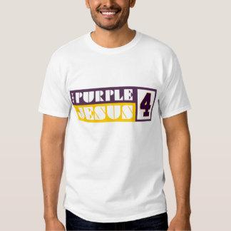 The Purple Jesus T-Shirt
