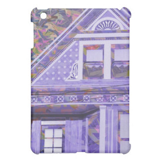 the Purple Magic hawse iPad Mini Case
