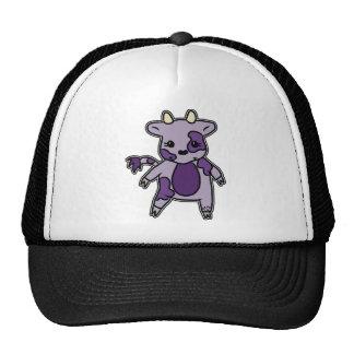 The Purple Moo Trucker Hat