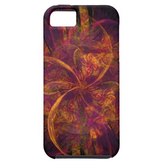 The Purple Pinwheel iPhone SE/5/5s Case