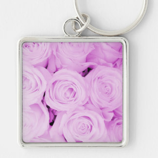 The purple rose experience key chains