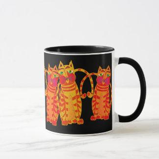 The Purr-fect Cat Lovers Coffee Mug