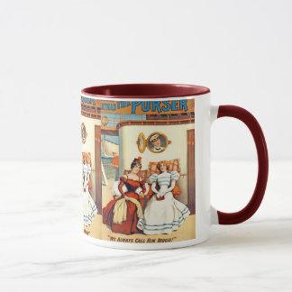 The Purser Mug