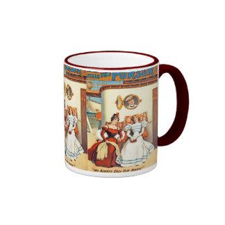 The Purser Ringer Coffee Mug