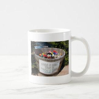 The Putting Penguin Coffee Mug