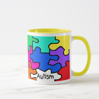 The Puzzle Mug