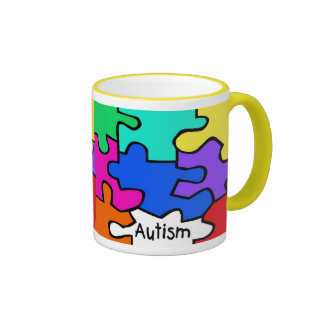 The Puzzle Ringer Coffee Mug