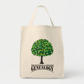 The Puzzle of A Lifetime Tote Bag