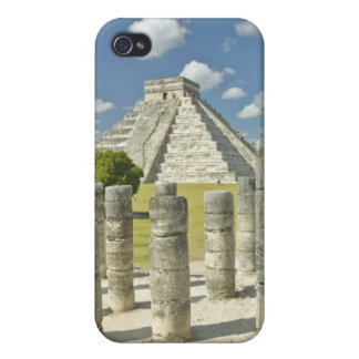 The Pyramid of Kukulkan iPhone 4/4S Cases