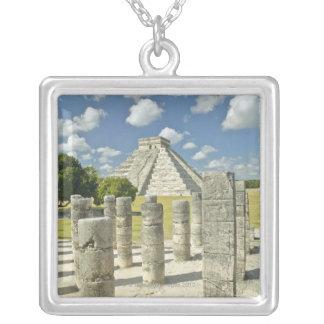The Pyramid of Kukulkan Jewelry