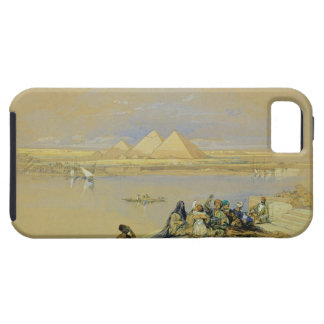The Pyramids at Giza near Cairo w c iPhone 5 Cases