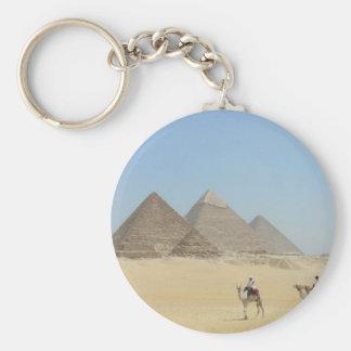 The Pyramids Keychain