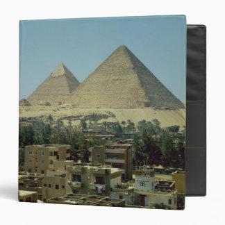 The Pyramids of Giza, c.2589-30 BC, Old Kingdom Binder